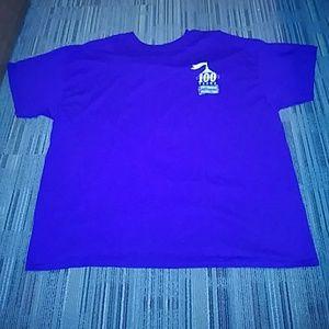 Commeretive Tarleton State University T-shirt